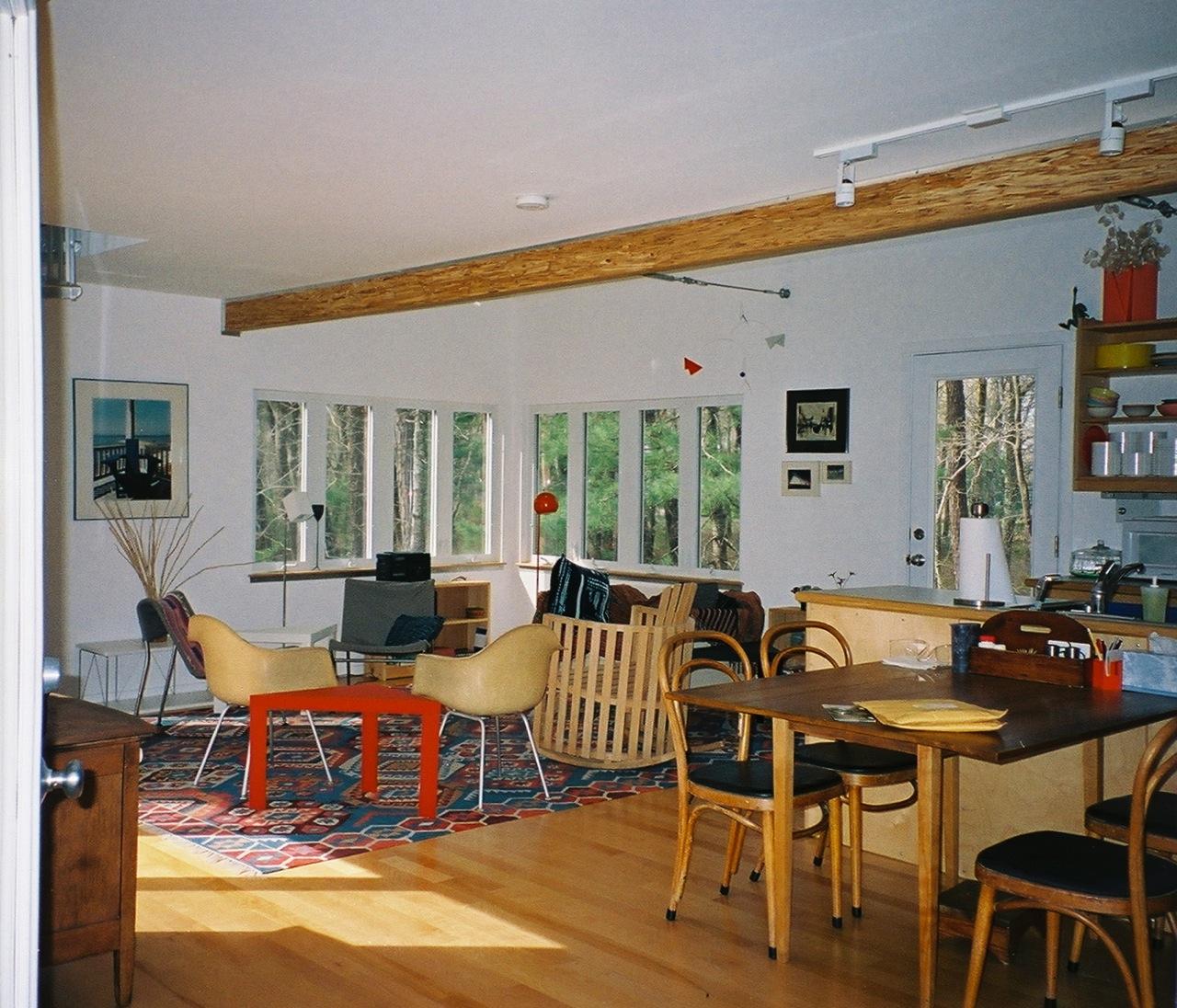 Cape Cod Architect Builder: Portanimicut- A Modern, Minimalist Cape Cod House