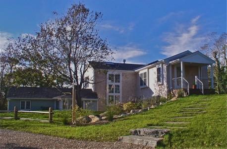 Modern beach house, Eastham, MA, Cape Cod